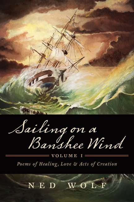 Sailing on a Banshee Wind front cover