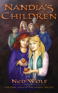 Nandia's Children front cover